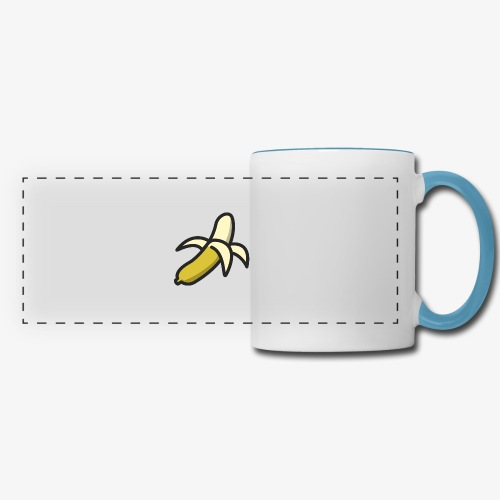 Banana Logo - Panoramic Mug