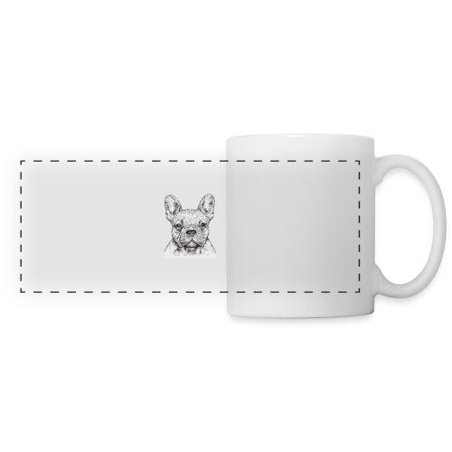 French Bulldog - Panoramic Mug