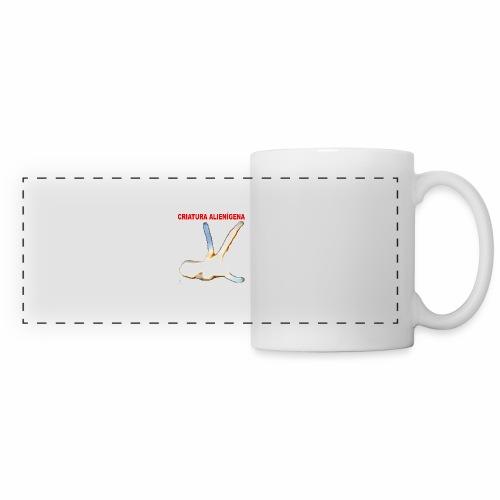 CRIATURA ALIENI GENA - Panoramic Mug