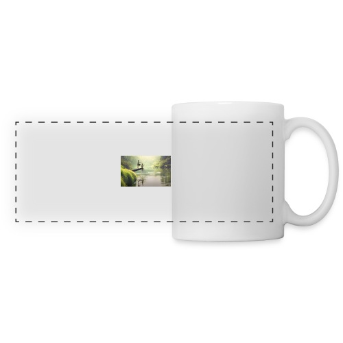 fishing - Panoramic Mug