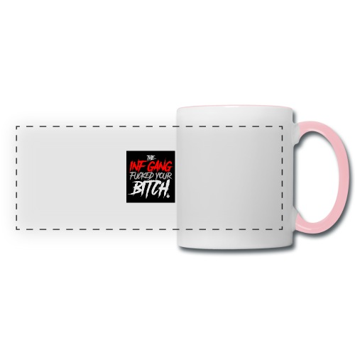 inf_gang_black - Panoramic Mug