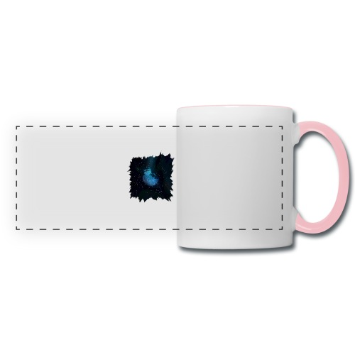 Galaxy Duckling in Space - Panoramic Mug