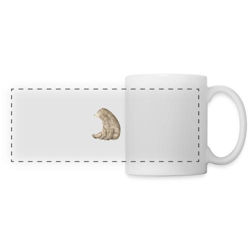 Sitting Bear - Panoramic Mug