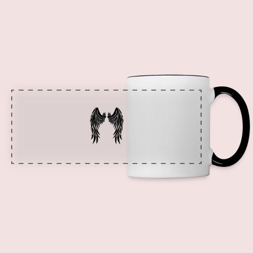 Angel wings - Panoramic Mug