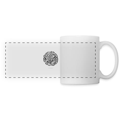 Let the creation to the Creator - Panoramic Mug