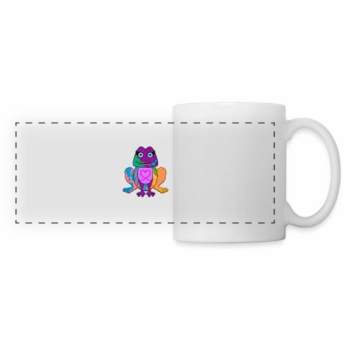 I heart froggy - Panoramic Mug