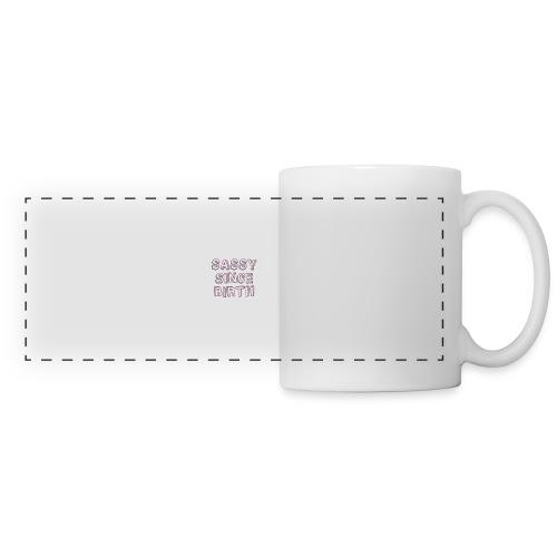 Sassy - Panoramic Mug
