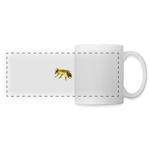 Small Bee - Panoramic Mug