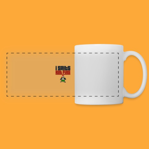 I Spits Hot Fire - Panoramic Mug