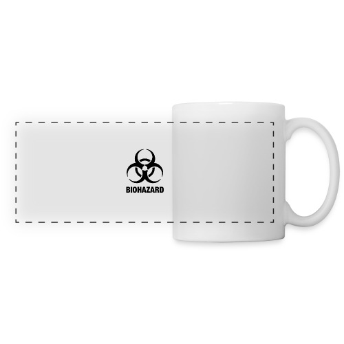 Biohazard - Panoramic Mug