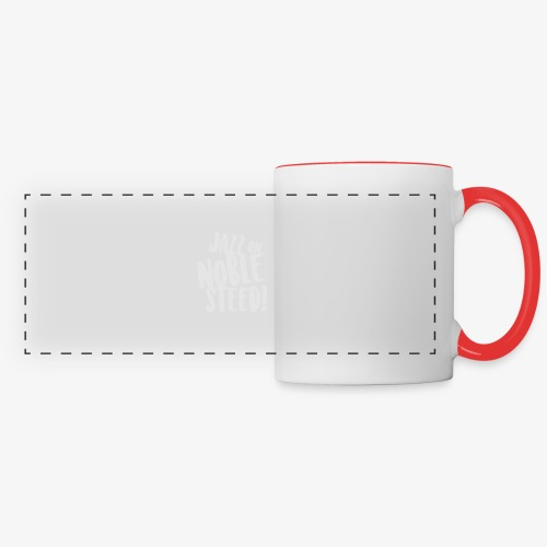 MSS Jazz on Noble Steed - Panoramic Mug