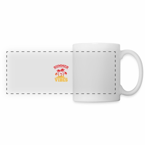 Summer Vibes - Panoramic Mug