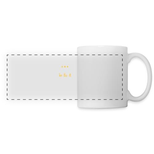 Born To Be A Winner - Panoramic Mug