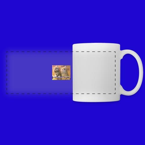Cute Cats - Panoramic Mug