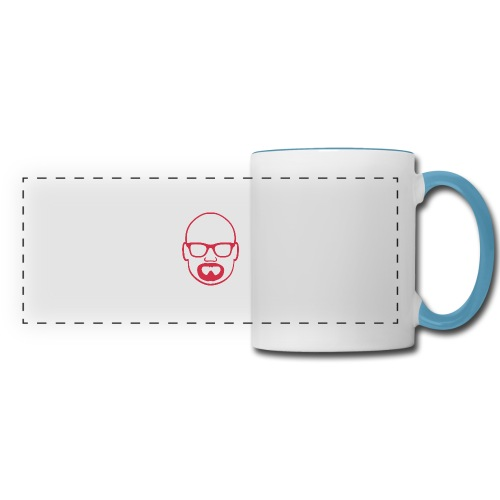 MDW Music official remix logo - Panoramic Mug