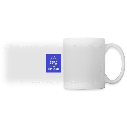 RockoWear Keep Calm - Panoramic Mug