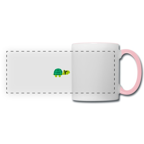 Life moves pretty fast - Panoramic Mug
