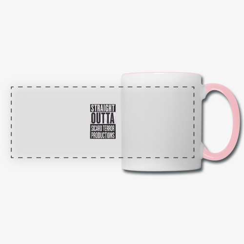 Strait Out Of Sicard Terror Productions - Panoramic Mug