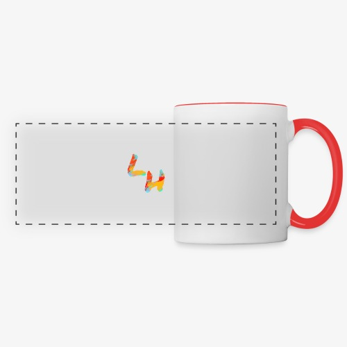 Los Hermanos Logo - Panoramic Mug