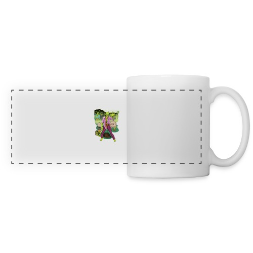 Zombies! - Panoramic Mug