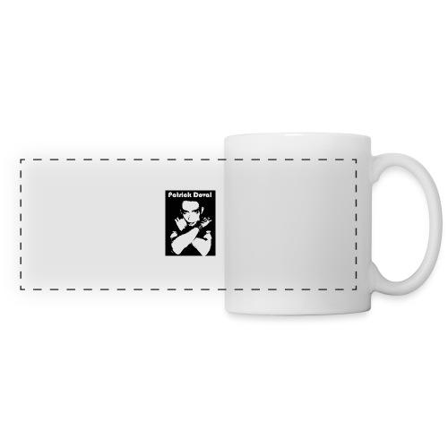 Patrick Doval Logo - Panoramic Mug