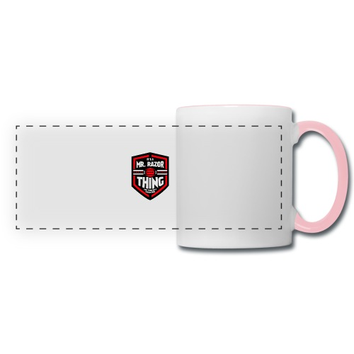 It's a Mr Razor Thing Trini - Panoramic Mug