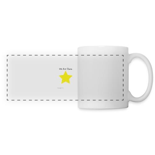 Hi I'm Ronald Seegers Collection-We Are Stars - Panoramic Mug