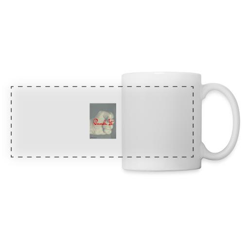 Punch it by Duchess W - Panoramic Mug