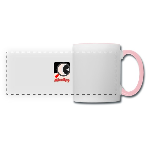 MiceSpy with your eye! - Panoramic Mug