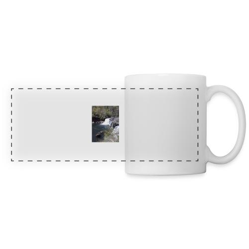 LRC waterfall - Panoramic Mug