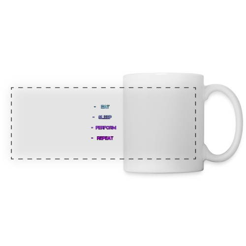 littlelaurzs productions T-shirt - Panoramic Mug