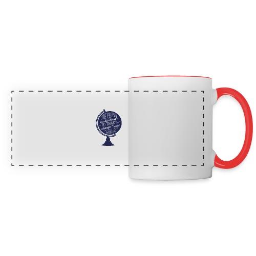 change the world - Panoramic Mug