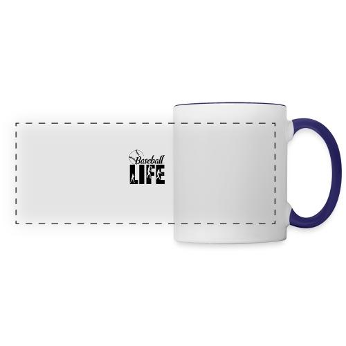 Baseball life - Panoramic Mug