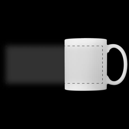 White Greater Than - Panoramic Mug