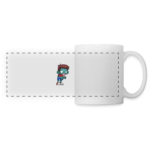 male zombie - Panoramic Mug