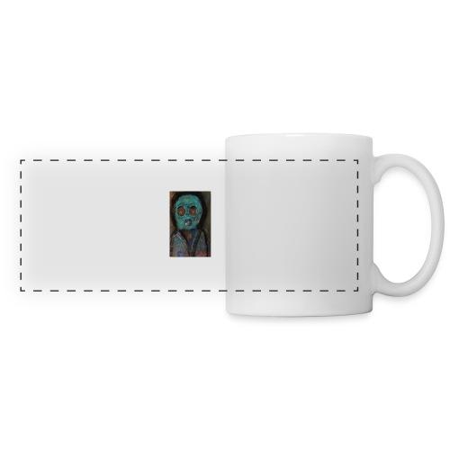 The galactic space monkey - Panoramic Mug