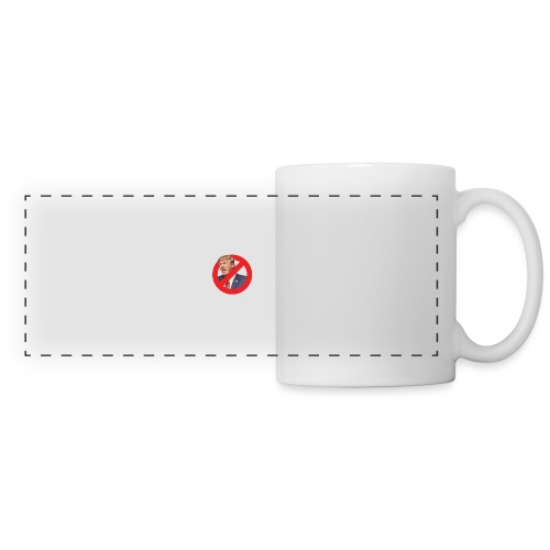 blog stop trump - Panoramic Mug