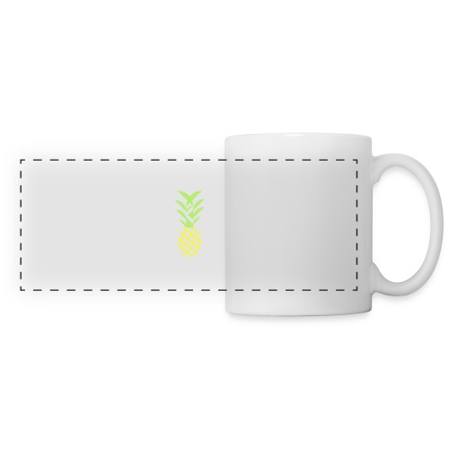 Pineapple flavor - Panoramic Mug