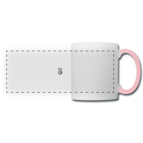 Peace J - Panoramic Mug