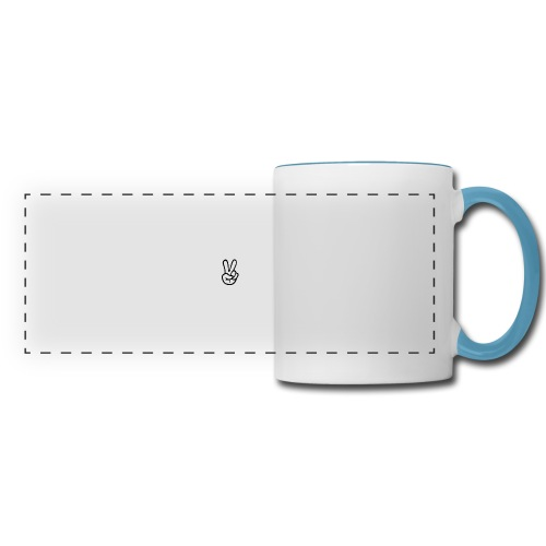 Peace J - Panoramic Mug