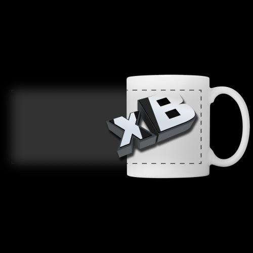 xB Logo - Panoramic Mug