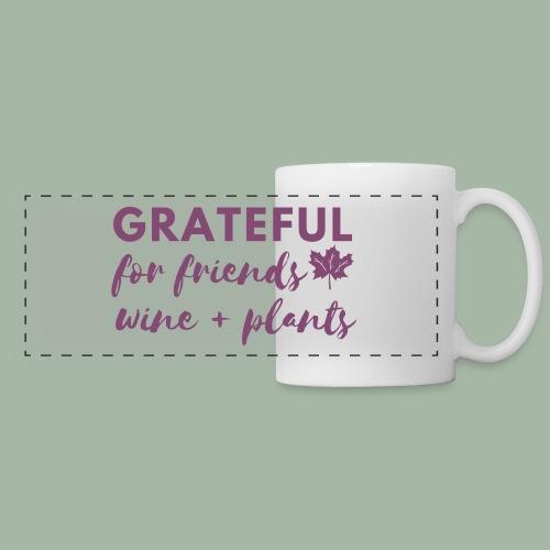 Grateful - Panoramic Mug