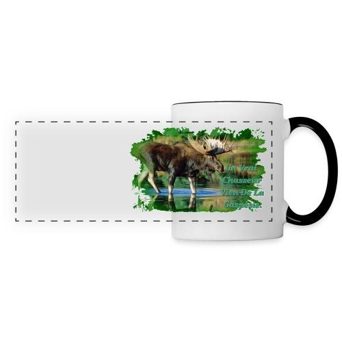 Chasseur Gaspésie - Panoramic Mug