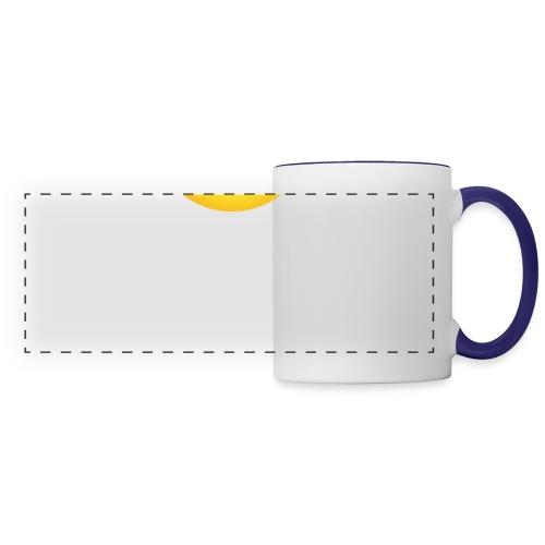 Sending Love - Panoramic Mug