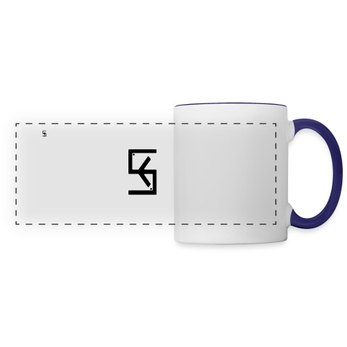 Soft Kore Logo Black - Panoramic Mug