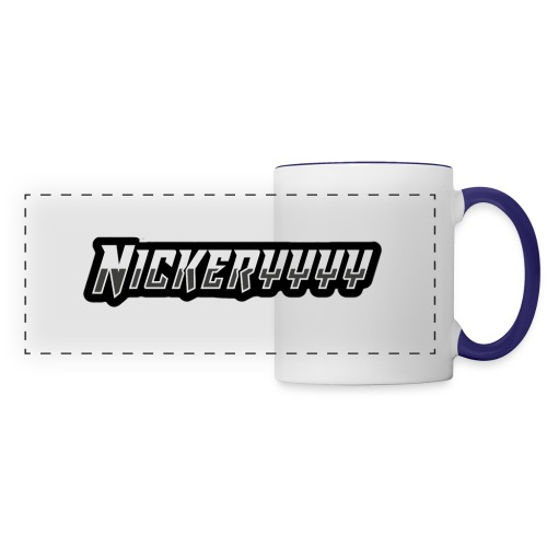 Nickeryyyy Name - Panoramic Mug