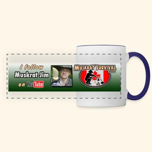 bumper sticker - Panoramic Mug
