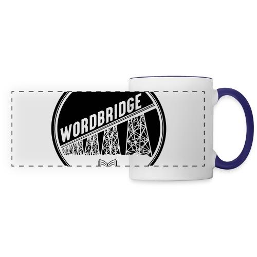 WordBridge Conference Logo - Panoramic Mug