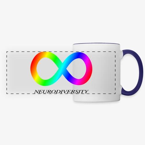 Neurodiversity - Panoramic Mug