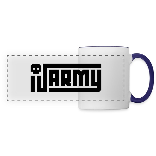 iJustine - iJ Army Logo - Panoramic Mug